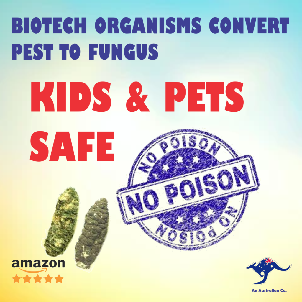 kidds & Pets Safe Pest Control products